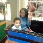medina and little brother logan